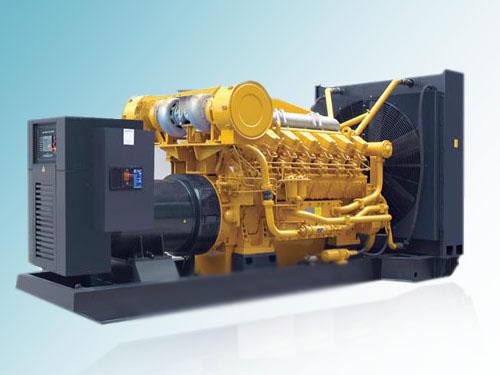 济柴发电机组1000KW回收